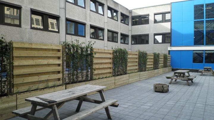 Remarkable Plantenbakken Roc De Klencke G Theuns Zoon B V Short Links Chair Design For Home Short Linksinfo